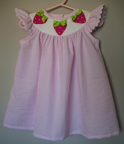 Stawberry dress